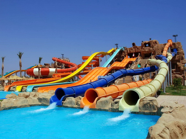 Hurghada - Jungle Aquapark